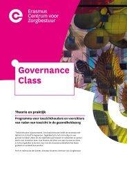 ECVZ Brochure Governance Class