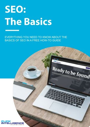 A Guide to: SEO The Basics