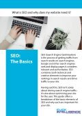 A Guide to: SEO The Basics - Page 2