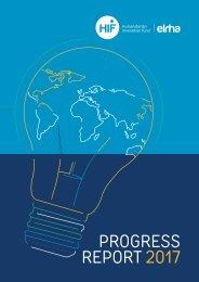HIF Progress Report 2017