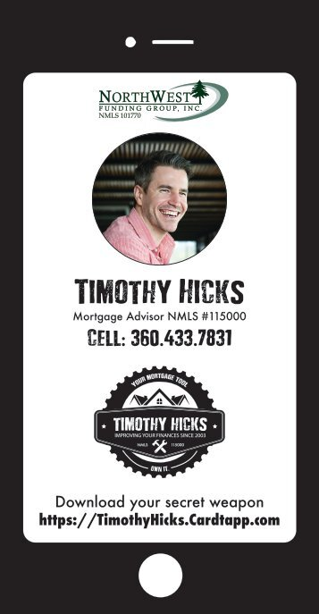 Phone Booklet -THicks