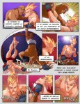fighter gang -comic 0- - Page 5