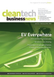 Cleantech Business News JanFeb18