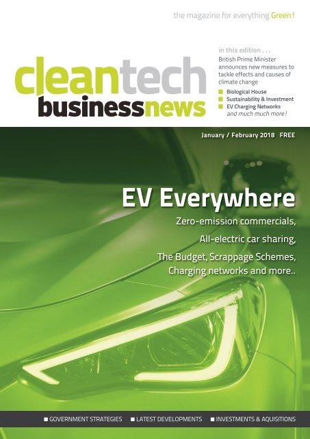 Cleantech Business News JanFeb18