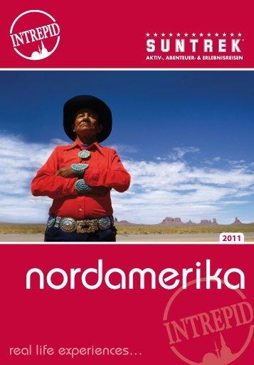 SUNTREK Nordamerika 2011