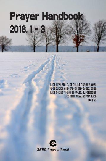 SEED Prayer Handbook 2018 1-3