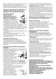 KitchenAid 20TI-L4 A+ - 20TI-L4 A+ NL (858643038000) Installazione
