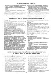 KitchenAid 20TI-L4 A+ - 20TI-L4 A+ RO (858643038000) Istruzioni per l'Uso