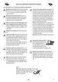 KitchenAid JT 366 BL - JT 366 BL SV (858736615490) Istruzioni per l'Uso - Page 3