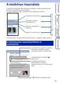 Sony NEX-C3D - NEX-C3D Consignes d'utilisation Hongrois - Page 2