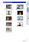 Sony NEX-C3D - NEX-C3D Consignes d'utilisation Danois - Page 6