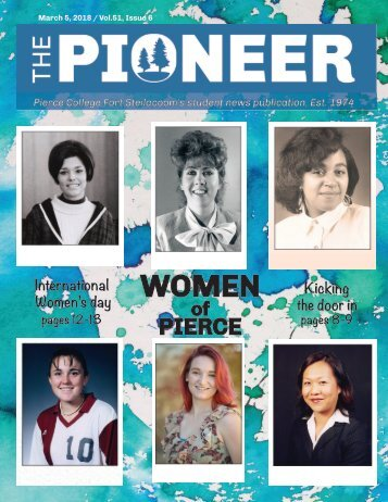 The Pioneer, Vol. 51, Issue 6
