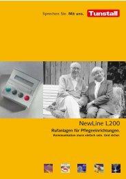 NewLine L200 - Tunstall GmbH