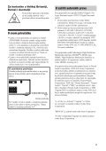 Sony STR-DH800 - STR-DH800 Mode d'emploi Croate - Page 3