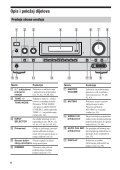 Sony STR-DH800 - STR-DH800 Mode d'emploi Croate - Page 6