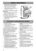 KitchenAid RF 39-B - RF 39-B ES (853963493000) Istruzioni per l'Uso - Page 7