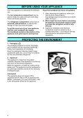 KitchenAid RF 39-B - RF 39-B EN (853963493000) Istruzioni per l'Uso - Page 2