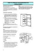 KitchenAid RF 39-B - RF 39-B EN (853963493000) Istruzioni per l'Uso - Page 4