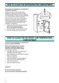 KitchenAid RF 39-B - RF 39-B EN (853963493000) Istruzioni per l'Uso - Page 6