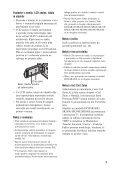 Sony DCR-SR190E - DCR-SR190E Mode d'emploi Slovénien - Page 3