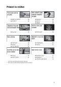 Sony DCR-SR190E - DCR-SR190E Mode d'emploi Slovénien - Page 7