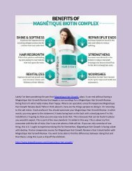 Magnetique Hair Growth- Review