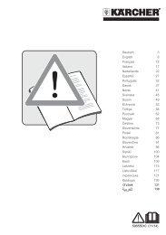 Karcher SC 5 EasyFix Premium + Fer à repasser (blanc) - manuals