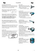 KitchenAid VT 266 BL - VT 266 BL SV (858726699490) Istruzioni per l'Uso - Page 5