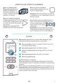 KitchenAid VT 266 BL - VT 266 BL SV (858726699490) Istruzioni per l'Uso - Page 7
