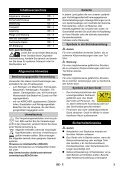 Karcher K 4.20 M PLUS T 200 *EU - manuals - Page 3