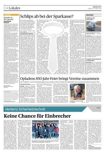 Herbertz Sicherheitstechnik  -10.03.2018-