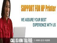 Call 1-800-213-8289 HP printer technical Support for HP printer help