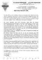Geschichter der Sektion Tennis ab1997 - Page 7