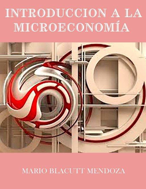 Introducción a la mircroeconomía