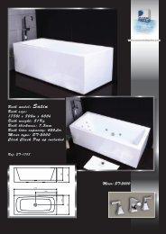 Free Standing Product Catalogue 2012 - OceanWideBaths.com