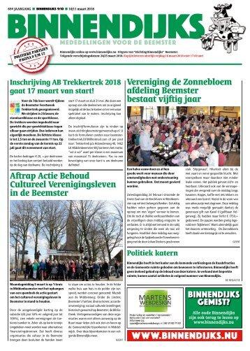 Binnendijks 2018 09-10
