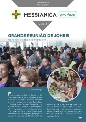 Boletim Informativo Maio 2017