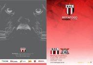 PRESS KIT: Botafogo x Corinthians - Paulistão 2018
