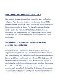 Cheers for Fears Festival 2018 - Programm - Page 3