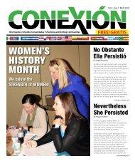Conexion March 2018