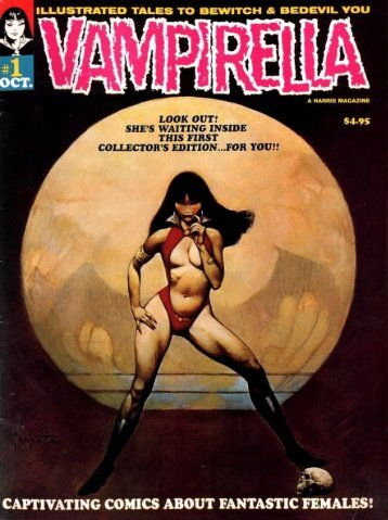 Vampirella - (Ebook Comic Erotic)