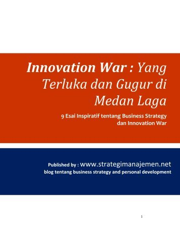 Ebook - Innovation War