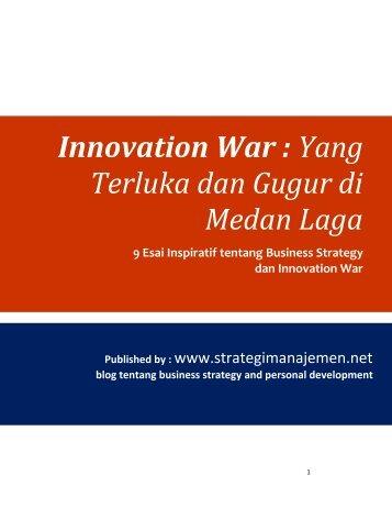 Ebook - Innovation War