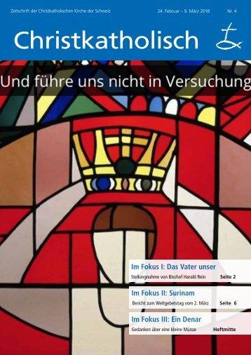 Christkatholisch 2018-04