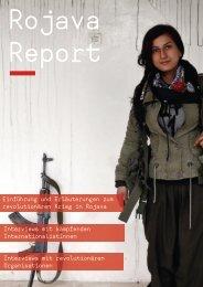 Rojava Report