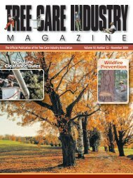Wildfire Prevention New Line Clearance Rules New Line