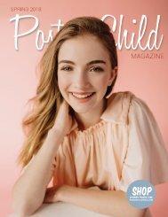 Poster Child Magazine - Spring 2018