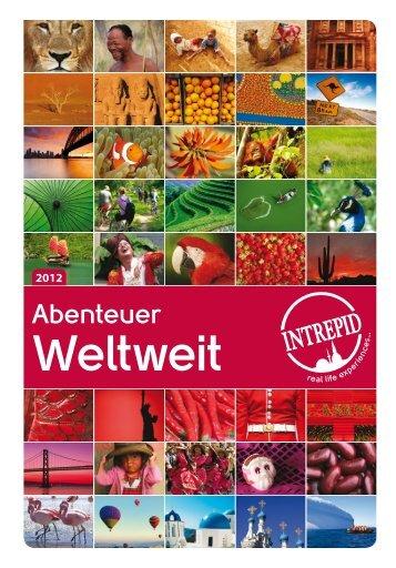 INTREPID AbenteuerWeltweit 2012
