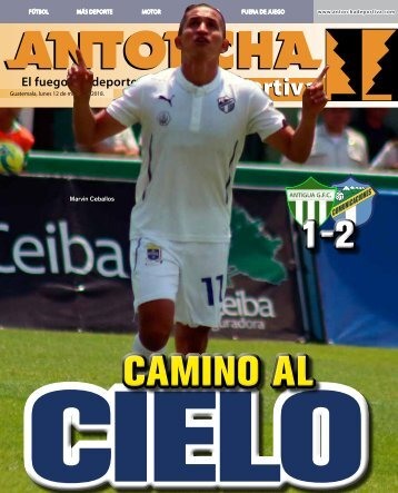 Antorcha Deportiva 307