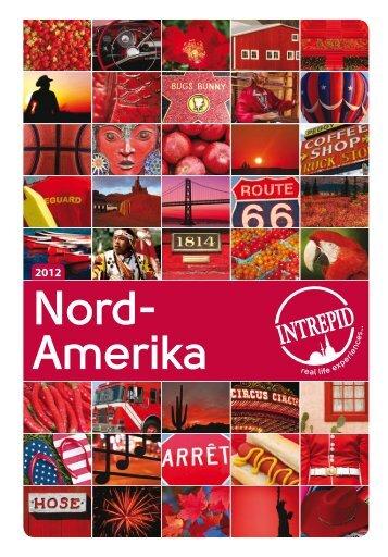 INTREPID Nordamerika 2012